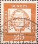Sellos de Europa - Alemania -  Intercambio 0,20