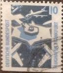 Sellos de Europa - Alemania -  Intercambio 0,20 usd 10 pf 1987