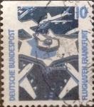 Sellos de Europa - Alemania -  Intercambio ma2s 0,20 usd 10 pf 1987