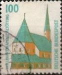 Sellos de Europa - Alemania -  Intercambio 0,20 usd 100 pf 1987