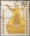 Sellos de Europa - Alemania -  Intercambio 0,40 usd 140 pf 1987