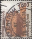 Stamps Germany -  Intercambio 0,20 usd 300 pf 1987