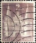 Sellos de Europa - Alemania -  Intercambio 0,20 usd 2 mark 1948