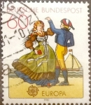 Sellos de Europa - Alemania -  Intercambio 0,20 usd 60 pf 1981