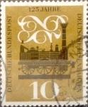 Sellos de Europa - Alemania -  Intercambio 0,30 usd 10 pf 1960