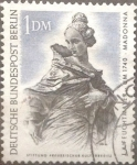 Sellos de Europa - Alemania -  Intercambio jxi 0,75 usd 1 mark 1967