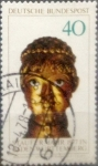 Stamps Germany -  Intercambio ma2s 0,20 usd 40 pf 1977