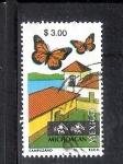 Sellos de America - México -  Michoacán
