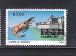 Sellos de America - México -  Campeche