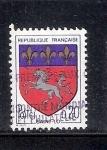 Sellos de Europa - Francia -  Escudo de armas de la Ciudad de Saint Lo