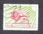 Sellos de Asia - Irán -  Organización del León Rojo