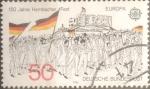 Sellos de Europa - Alemania -  Intercambio 0,25 usd 50 pf 1982