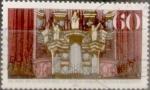 sello : Europa : Alemania : Intercambio mas 0,30 usd 60 pf 1989