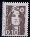 Sellos de Europa - Francia -  Serie básica