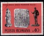 Sellos del Mundo : Europa : Rumania : Arqueología romana
