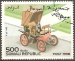 Sellos de Africa - Somalia -  AUTOS.  FIAT  1899.
