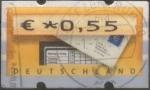 Sellos de Europa - Alemania -  Intercambio 0,22 usd 0,55 euro 2008