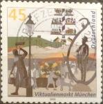 Sellos de Europa - Alemania -  Intercambio 0,55 usd 0,45 euro 2003