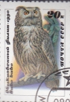 Stamps : Europe : Russia :  bubo bubo