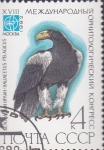Stamps Russia -  aguila