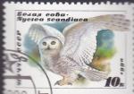 Stamps Russia -  lechuza blanca del artico