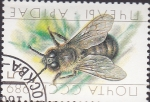 Stamps : Europe : Russia :  abeja