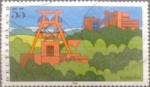 Stamps Germany -  Intercambio 0,50 usd 0,55 euro 2003