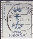 Stamps : Europe : Spain :  semana naval
