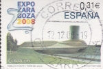 Stamps : Europe : Spain :  expo 2008