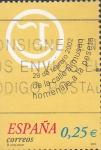 Stamps : Europe : Spain :  homenaje a las pesetas