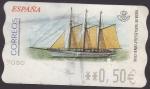 Stamps : Europe : Spain :  santa eulalia