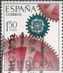 Stamps : Europe : Spain :  europa