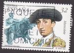 Stamps : Europe : Spain :  manolete