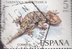 Stamps : Europe : Spain :  salamanquesa
