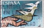 Stamps : Europe : Spain :  asoci.de invalidos civiles