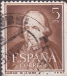 Stamps : Europe : Spain :  calderon de la barca