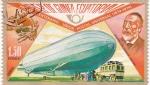 Sellos de Africa - Guinea Ecuatorial -  Primer Centenario Unión Postal Universal 1874-1974