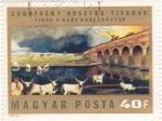 Sellos de Europa - Hungría -  Pinturas