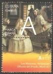 Stamps Spain -   Las Meninas, de Velázquez