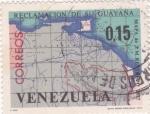 Sellos de America - Venezuela -  Reclamación de su Guayana