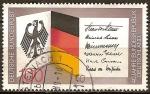 Sellos de Europa - Alemania -  Aniv 40a de la República Federal Alemana.
