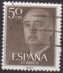Stamps : Europe : Spain :  f