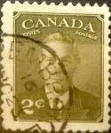 Sellos del Mundo : America : Canadá : 2 cent 1951