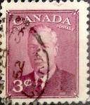 Sellos de America - Canadá -  Intercambio 0,20 usd 3 cent 1949