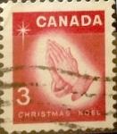 Sellos de America - Canadá -  Intercambio 0,20 usd 3 cent 1966