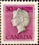 Stamps : America : Canada :  Intercambio 0,20 usd 30 cent 1982