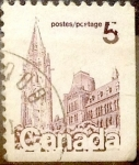 Stamps : America : Canada :  5 cent 1979