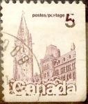 Sellos del Mundo : America : Canadá : 5 cent 1979