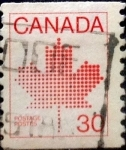 Stamps : America : Canada :  30 cent 1982