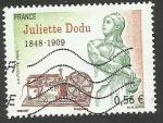 Stamps : Europe : France :  Juliette Dodu